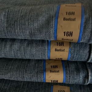 Route 66 Bootcut Boys Jeans